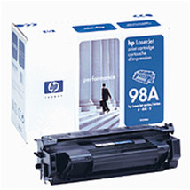HP 92298A Toner Cartridge for 4, 4M, 4+, 4M+, 5, 5M, 5N Printers - 6800 ... - $104.55