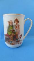 Norman Rockwell 1982 The Cobbler Mug - $3.99