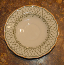 "Nikko Provencial Designs Hampton 6"" W Saucer Porcelain #915 Excellent Condition - $13.99"