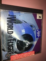 Microsoft World of Flight  (PC, 1995) CD-ROM Computer Interactive Media - $11.64