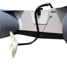 HAND OPERATED OUTBOARD MOTOR INFLATABLE BOAT TROLLING MOTOR BOAT PROPELLER   image 8