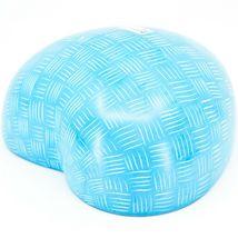 Vaneal Group Hand Carved Kisii Soapstone Blue Heart Decorative Candy Bowl Kenya image 5