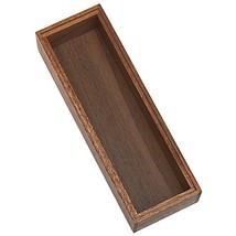 Lipper Acacia Wood Stackable 3-Inch x 9-Inch Or... - $7.99