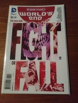 World's End Fight Or Fall 12 Earth 2 February 2015 - $9.89