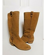 JACK ROGERS SAWYER TALL RIDING BOOTS SIZE 9 NEW  - $58.41
