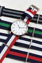 Ladies Gruen Quartz Watch Set with 8 Interchangeable Bands & 8 Bezels SHIPS FREE - $12.73