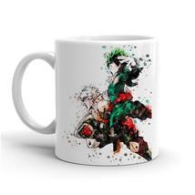 Boku No Hero Academia Anime Coffee Mug 11oz My Hero Gift Tea Cup Quality n133 - $12.20+