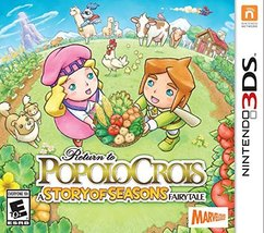 Return to PopoloCrois: A STORY OF SEASONS Fairytale - Nintendo 3DS [vide... - $8.25