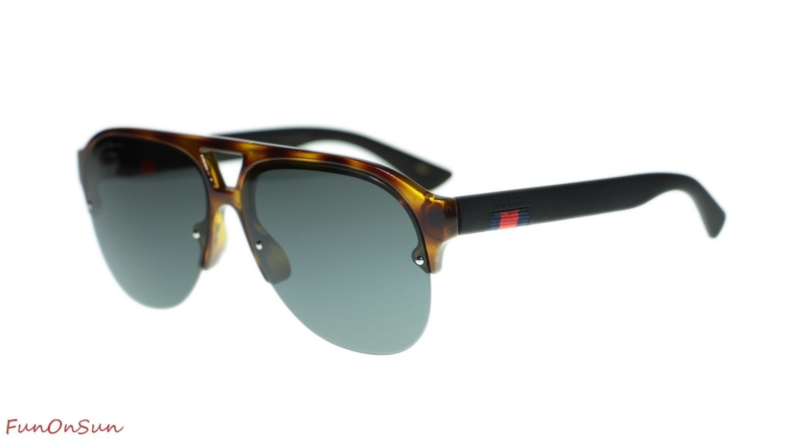 96e88c0eee8 NEW Gucci Men Sunglasses GG0170S 003 Havana and 35 similar items. 10