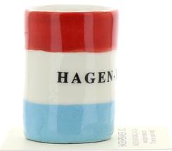 Hagen-Renaker Specialties Ceramic Horse Figurine Rodeo Barrel with Name image 2