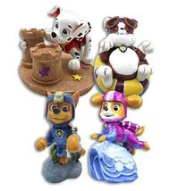 Penn Plax: Paw Patrol (Officially Licensed) Medium Aquarium Ornaments (G... - $49.49