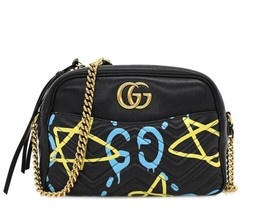 Gucci GG Marmont Apollo Star Crossbody Bag New - $1,305.00