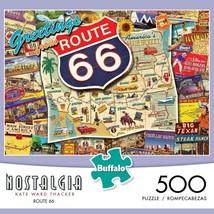 Kate Ward Thacker Nostalgia: Route 66 500-pc. Puzzle NEW IN BOX - $24.74