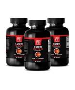 antioxidant capsules - LUTEIN EYE SUPPORT 3B - wellness revolution - $50.45