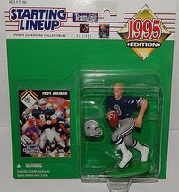 Troy Aikman Starting Line Up 1996 Edition Dallas Cowboys 68666 in Packag... - $27.72