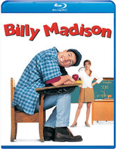 Billy Madison (Blu Ray) (Eng Sdh/Fren/Span/Ws/1.85:1)