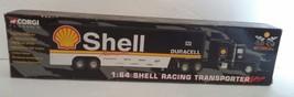 Corgi Classics Shell Racing Transporter 1/64 Shell Motorsports NIB - $12.50