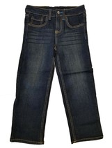 Lee Boys Premium Select Straight Leg Jeans Dark Wash  - $16.99