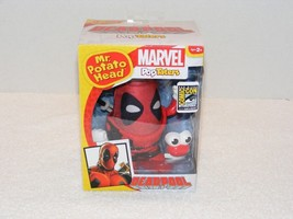 NIP 2014 MARVEL MR POTATO HEAD POPTATERS DEADPOOL SAN DIEGO COMIC CON - $24.99