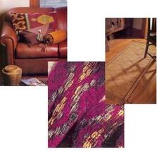 Handwoven magazine nov/dec 1995: rigid heddle loom; rug. +  See descript... - $35.61 CAD