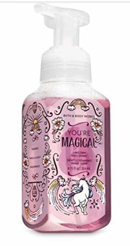 Bath Body Works Gentle Foaming Hand Soap You're Magical Unicorn Milkshake