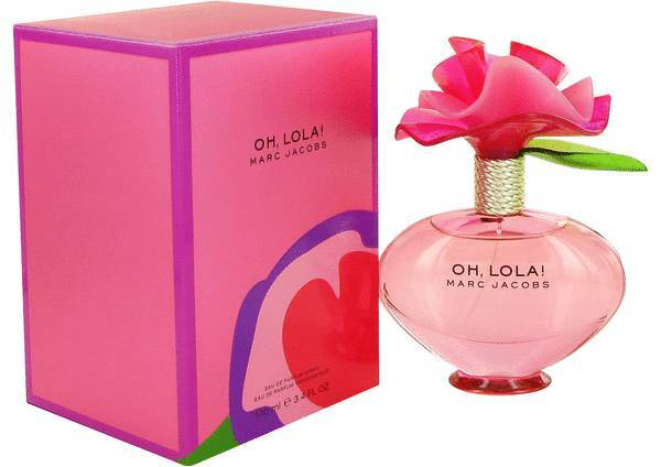 Marc Jacobs Oh Lola 3.4 Oz Eau De Parfum Spray