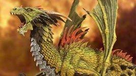 McFarlane: Dragon Series 7 - Fire Dragon Clan - $59.39
