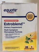 equate  Estroblend Dietary Supplement Multi-Symptom Menopause Formula 28... - $8.91