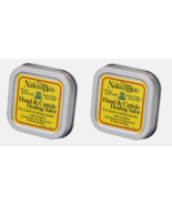 2~ The Naked Bee ORANGE BLOSSOM HONEY Hand and Cuticle HEALING SALVE 1.5... - $17.99