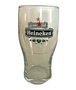 "Heineken Beer Glass Tumbler 0.25L  6.5"" TALL  - $8.86"