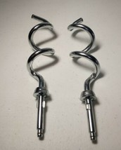 Oster Regency Kitchen Center Replacement Part Mixer Dough Hooks Beaters - $12.05