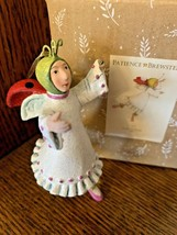 Patience Brewster Krinkles 12 Days Christmas Mini Lady Dancing Ornament ... - $12.95