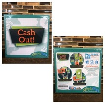 Cash Out! Educational Money Game Simply Fun Learning And Connecting Thro... - $39.59