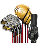 New Golf Clubs Maruman Majesty Prestigio 9 complete clubs set Golf Drive... - $1,104.12