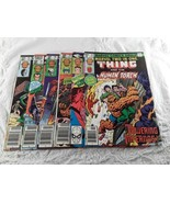 Marvel Two-InOne Comic Books The Thing #59 #71 #79 #80 #81 #95 1979 1981 1983 - $25.00