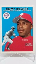 2000 Fleer Tradition Update # U93 Jimmy Rollins Rookie - $0.98
