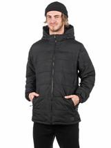 Vans Woodcrest MTE Jacket Large Black Reflective S L XL coat new packable - $149.95