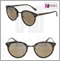OLIVER PEOPLES ALAIN MIKLI SPELMAN 5323 Palmier Chocolate Tropical Gold ... - $244.53
