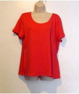 Charter Club New Round Neck Casual Top Size 0X - $12.32