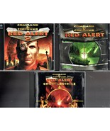REd Alert - Command & Conquer: Red Alert, Counterstrike & Red Alert 2  -... - $24.95