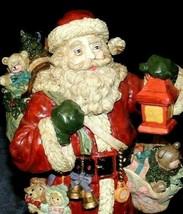 International Santa Claus 1992 AA20-7427 Vintage