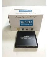 4K Ultra-HD Digital Media Player HDMI/AV MKV AVI RMVB RM HDTV Authentic ... - $46.74