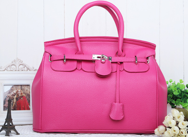 Fashion Women Handbags Large Leather Shoulder Bags Mxed Color H411-8