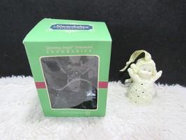 Snowbabies, Glowing Angel, Christmas Tree Ornament - $6.95