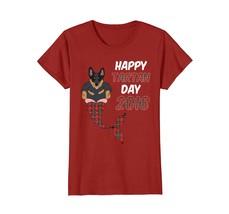 Australian Cattle Happy Tartan Day 2018 Mermaid Fun T-Shirt - $19.99+