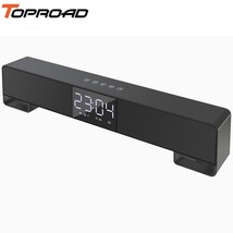 TOPROAD® Wireless Soundbar Stereo Bass Bluetooth Speaker Touch Support A... - $48.75+