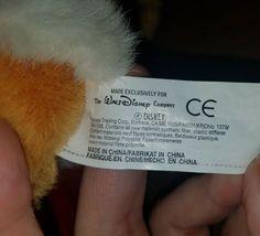 Christmas Winnie The Pooh Wind Up Plush Bear - Wish You A Merry Christmas Disney image 5