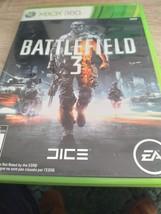 MicroSoft XBox 360 Battlefield 3 image 1