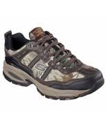 Skechers Shoes Men Extra Wide Camouflage Memory Foam Sport Trail Athleti... - $39.99