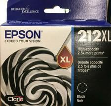Epson - 212XL - Original Ink Cartridge - Black - $59.35